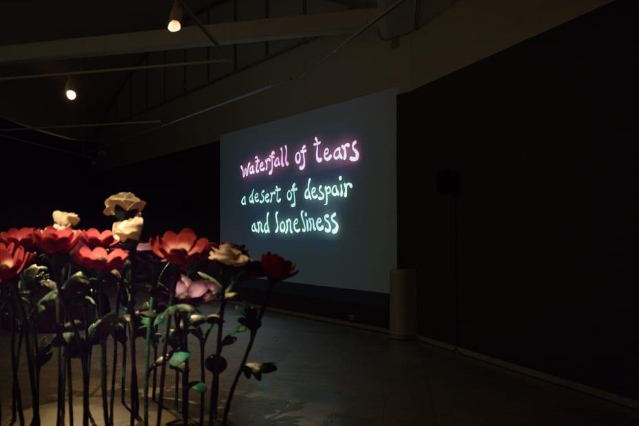Djurberg & Berg sculpture and video installation