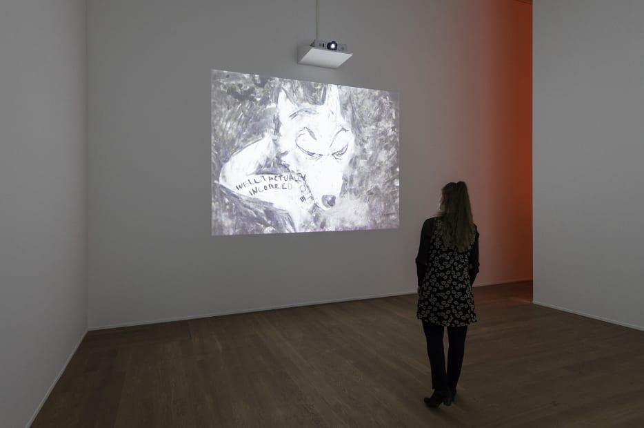 Djurberg & Berg video installation