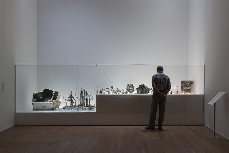 Djurberg & Berg sculpture installation