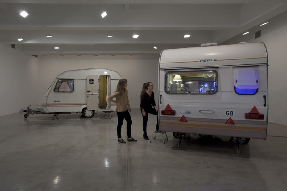 Phil Collins RV installation