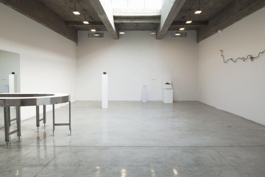 Kurant install view at TBG