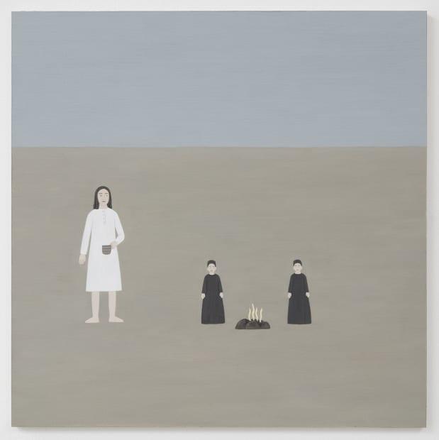 small Rita Lundqvist painting