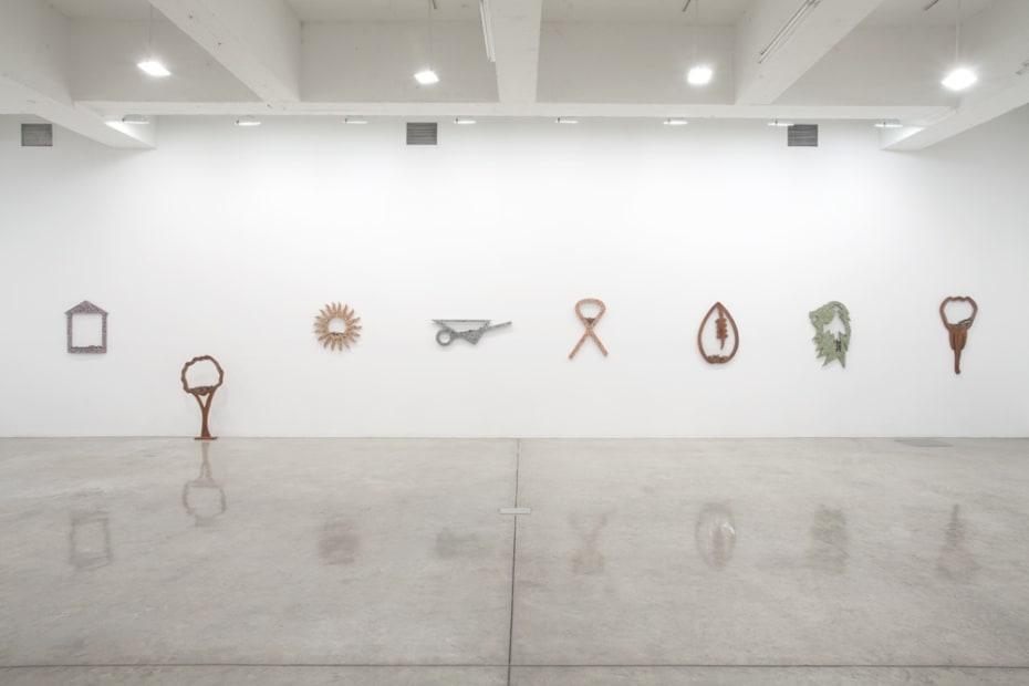 Gaba wall mounted sculptures