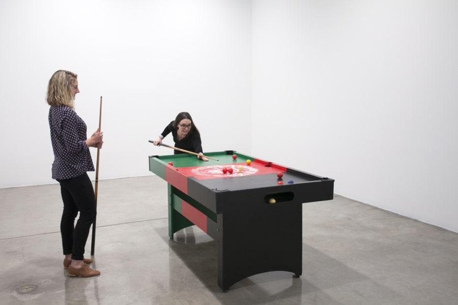 Gaba pool table