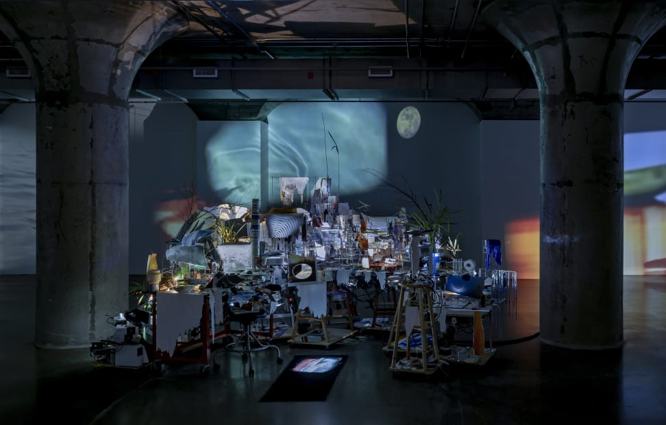 Sarah Sze Images in Debris, 2018
