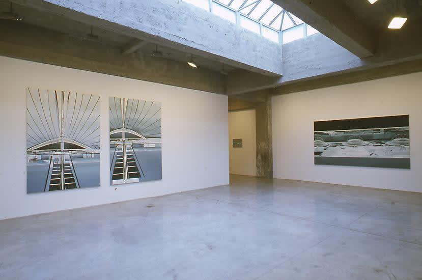image of Carla Klein paintings