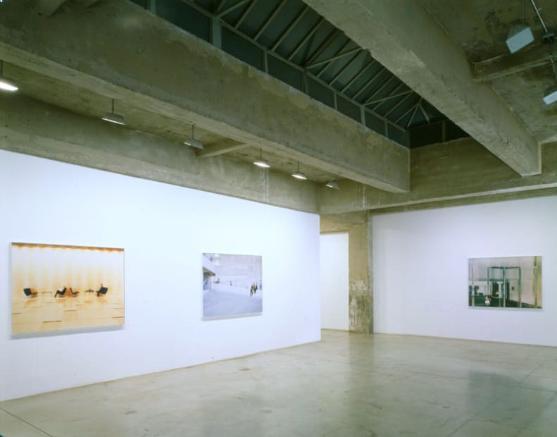 Hannah Starkey installation image