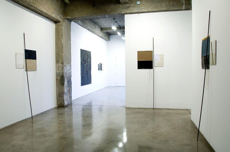 Dirk Stewen installation view