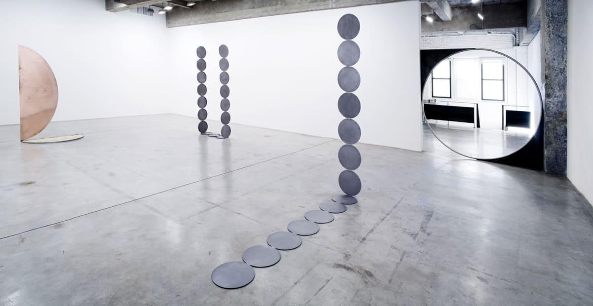 Wermers sculpture installation image