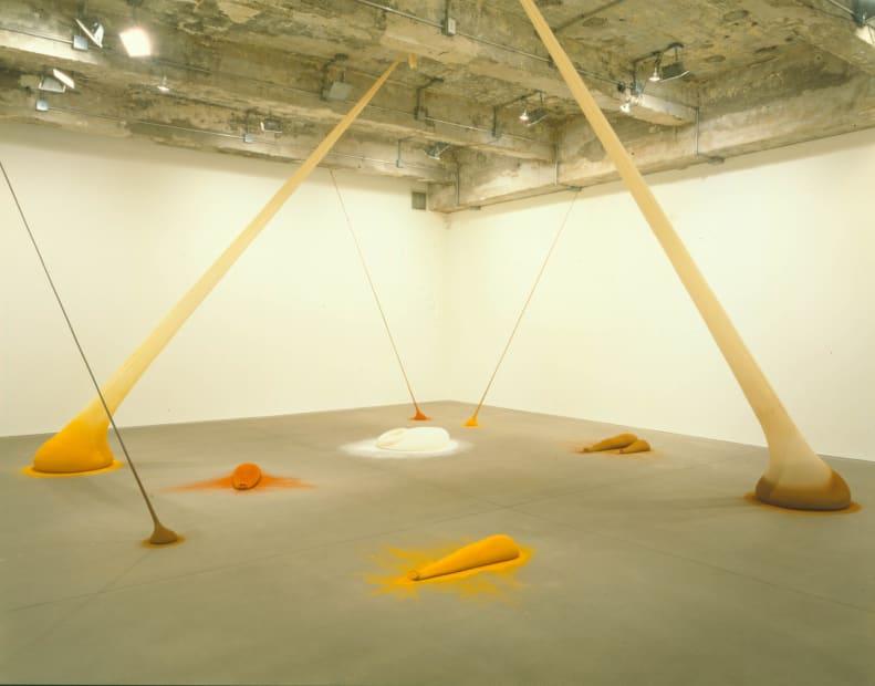 Hanging spice works, Ernesto Neto
