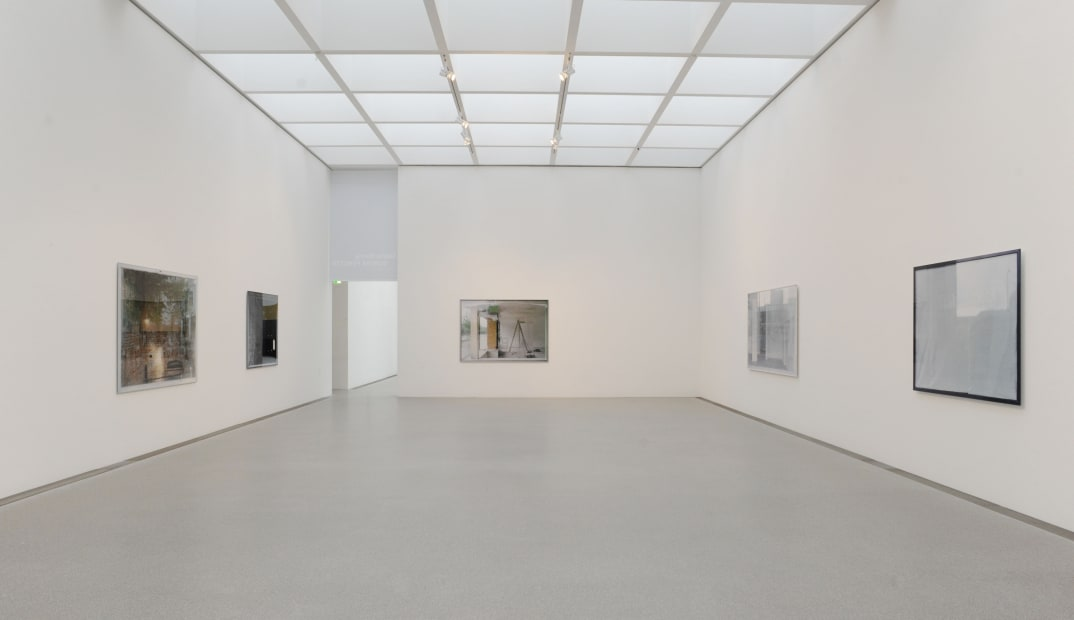 Image of Installation view of Sabine Hornig photographs