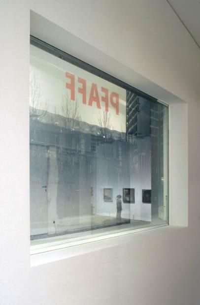 Image of Sabine Hornig false storefront windows