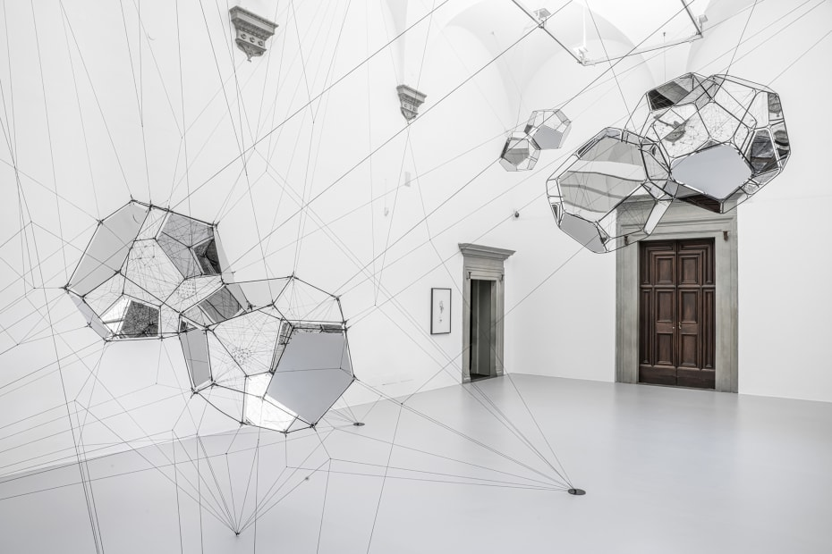 image of cloud cities installation