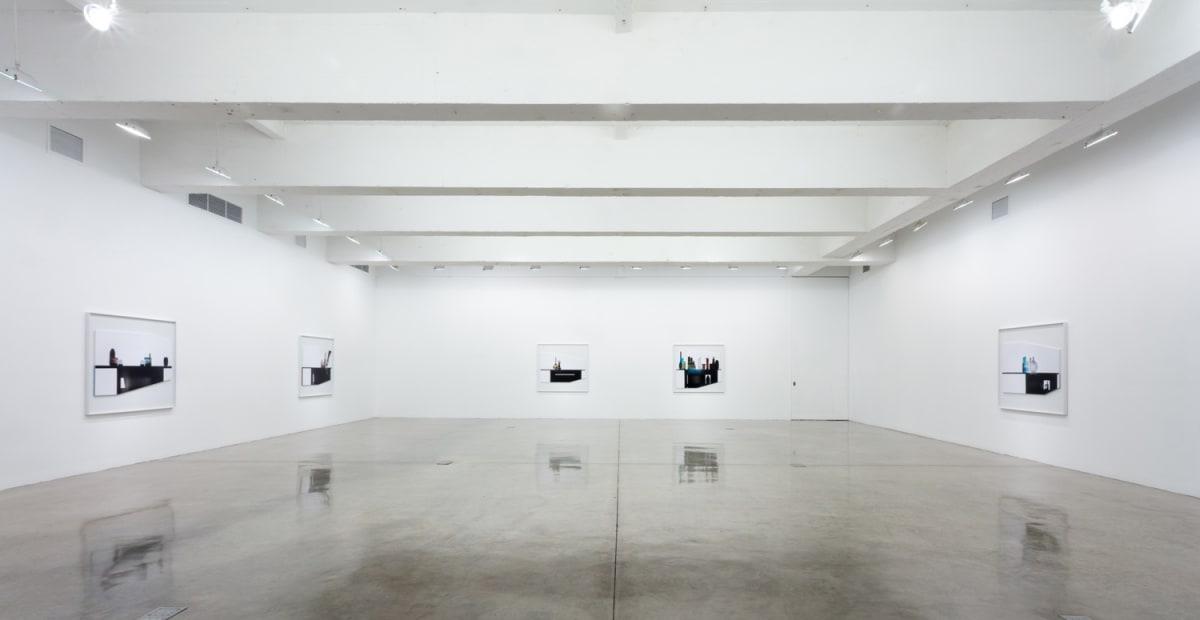 Uta barth installation view of Morandi photographs