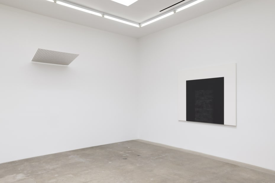 Installation view of Living in a lightbulb.
