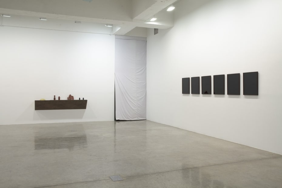 Installation view of AMBIENT.
