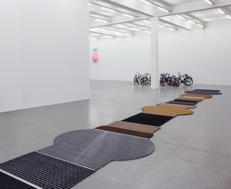 image of floor walkway sculpture