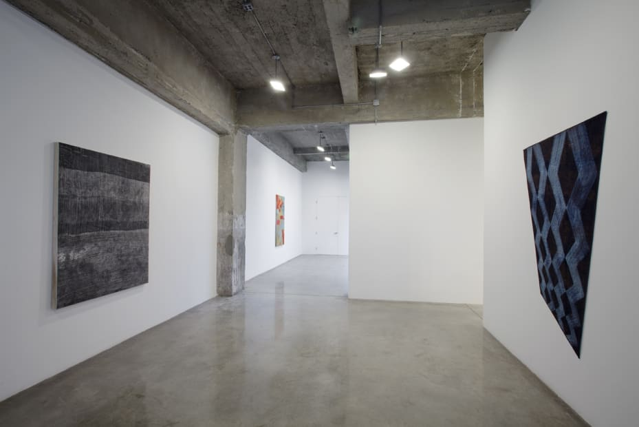 Installation view of Painting Expanded.