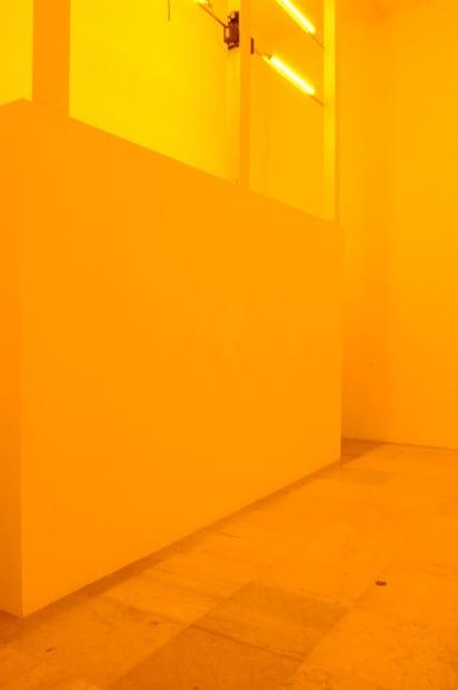 image of yellow room