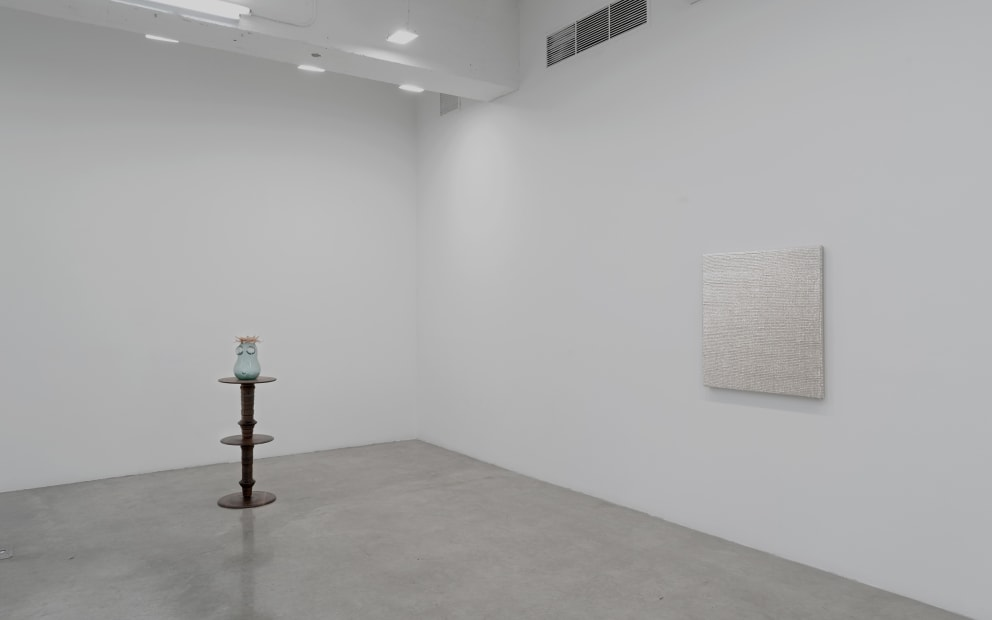 image of group show installation view