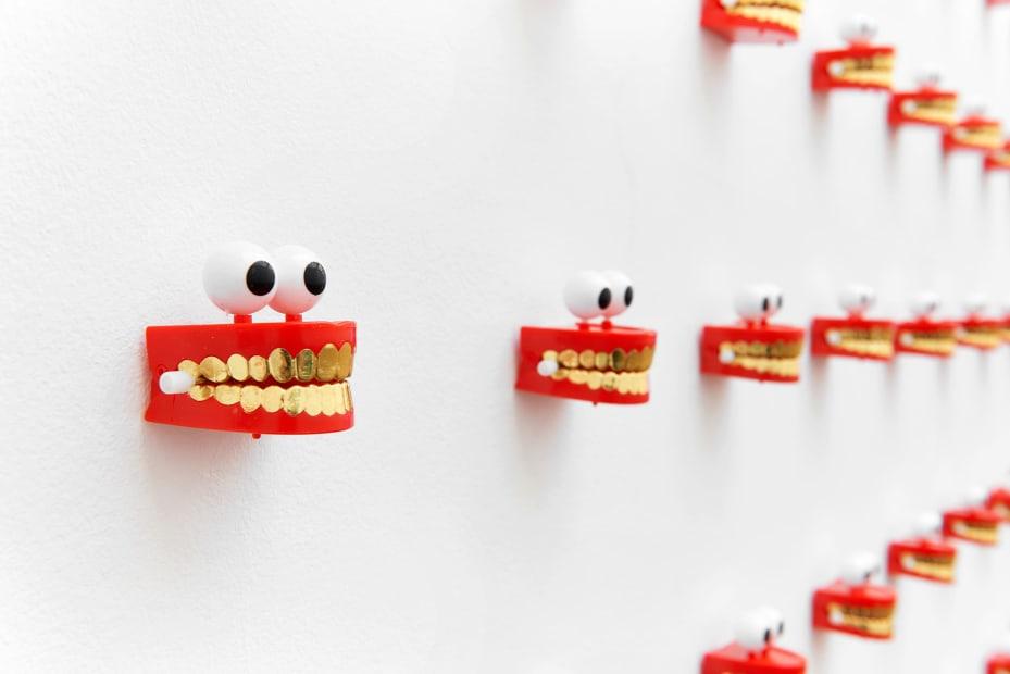 Image of Wong Ping chattering teeth