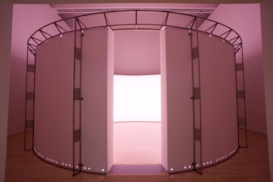 image of circular room for all colors