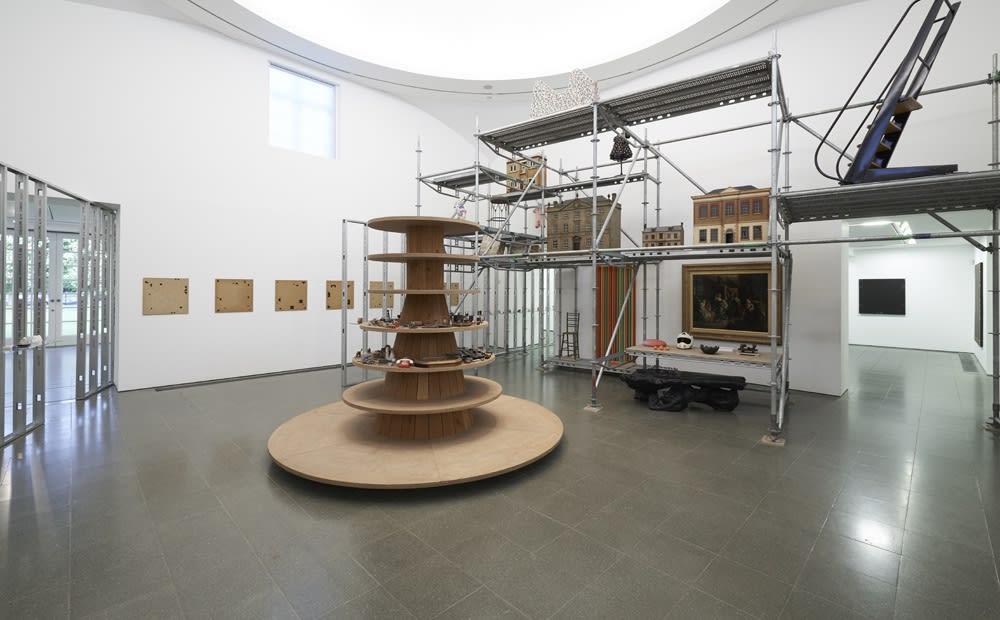 image of Steinbach installation at Serpentine