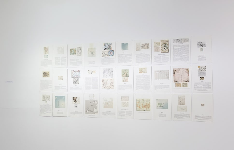 image of installation of Kurant wall grid