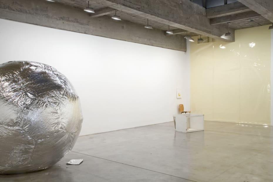 Installation view of IAN KIAER: BRUEGEL PROJECT.