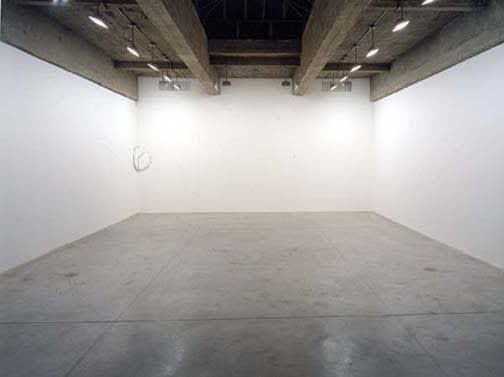 Installation view of MICHAEL ELMGREEN AND INGAR DRAGSET: OPENING SOON.