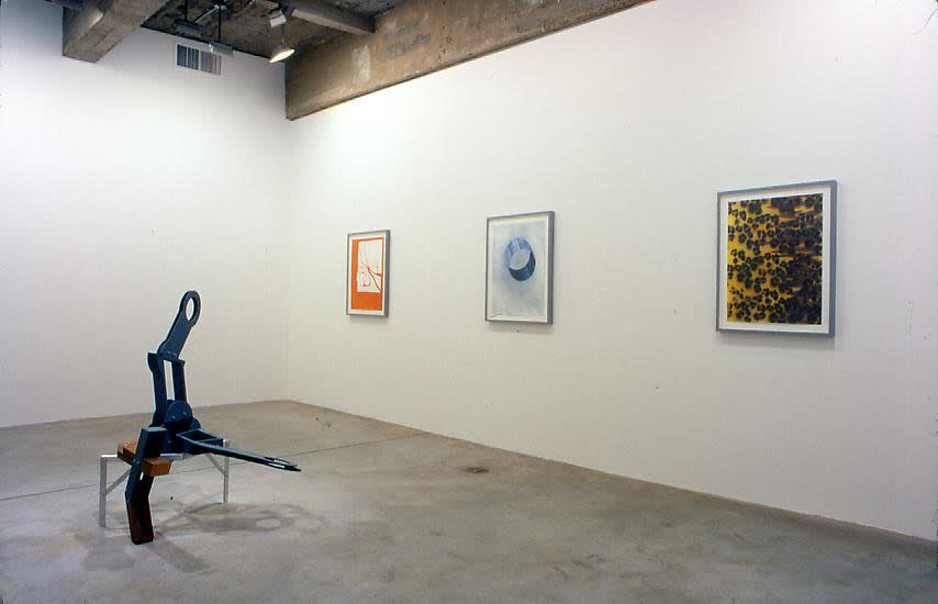 Installation view of JASON MEADOWS.