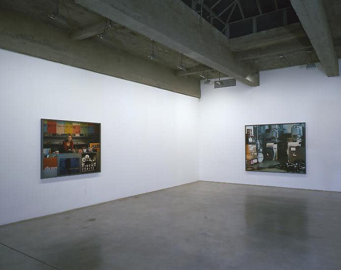 Hubbard and Birchler photo series install