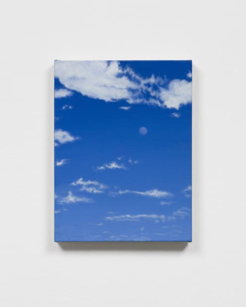 Powell cloud painting