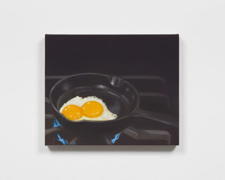 Powell egg painting
