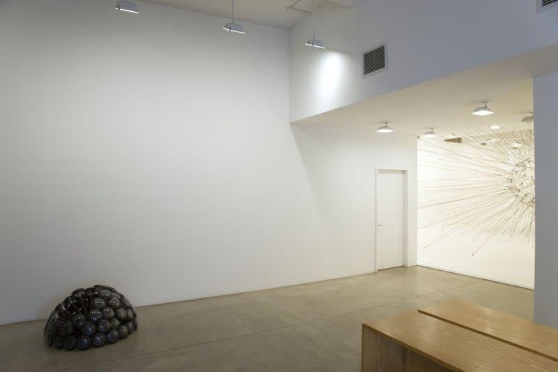 Saraceno install shot entryway