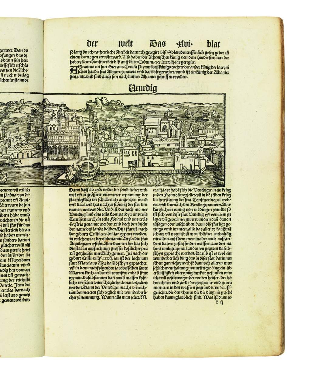 The 'Small' Nuremberg Chronicle Bound with the First Chronicle of the Swiss Confederation