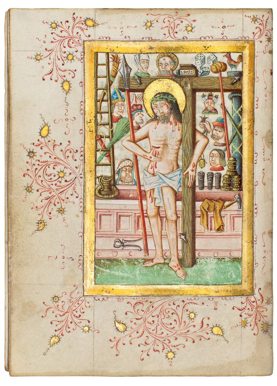 A Man's Prayerbook, Cologne