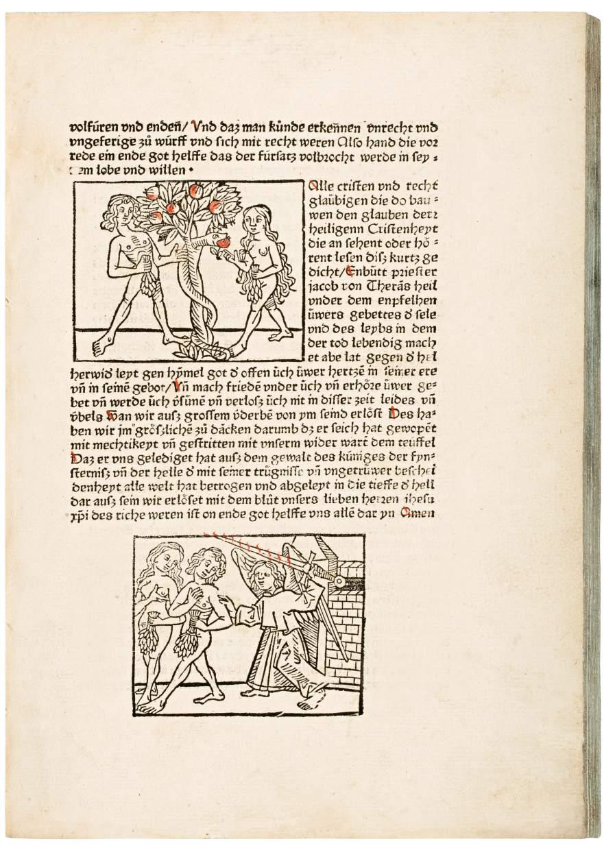 Belial – the Devil Sues Christ for Trespass