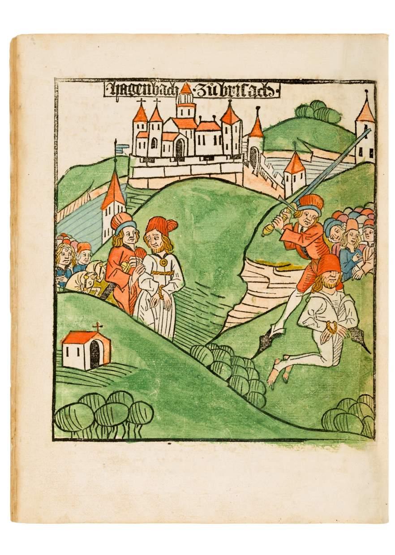 Geschichte Peter Hagenbachs und der Burgunderkriege