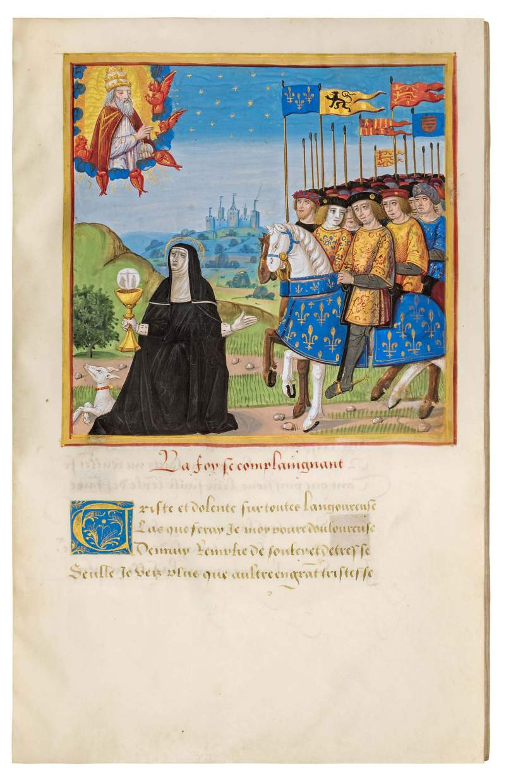 Lamentation of Faith: Poems Encouraging Crusade