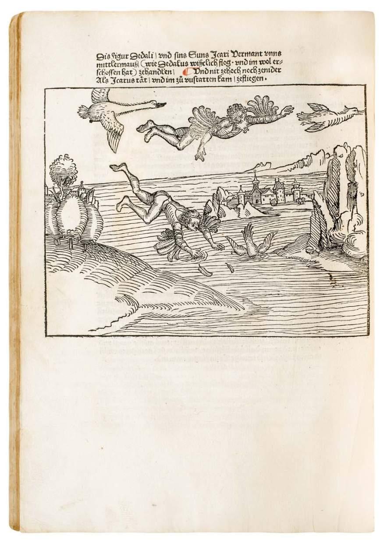 An early German work on Rhetoric with Dürer-inspired woodcuts