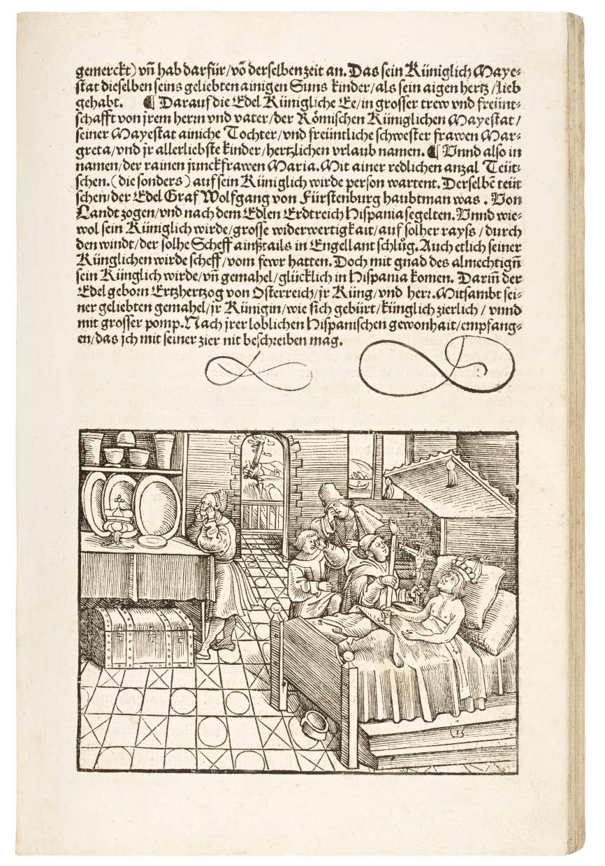 History of Charles V's Empire