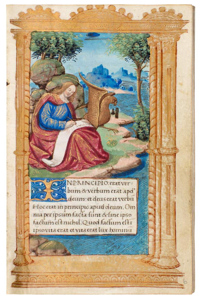 Use of Rome and Calendar for the Diocese of Beauvais: the Feydeau Book of Hours