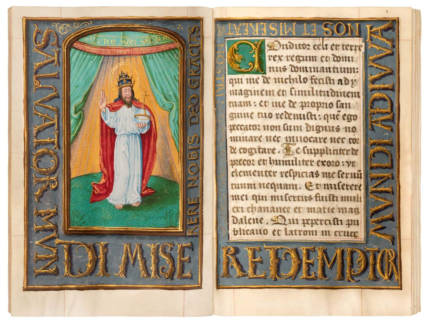 A Dazzling Treasure – A Book of Hours in the Ghent-Bruges Style