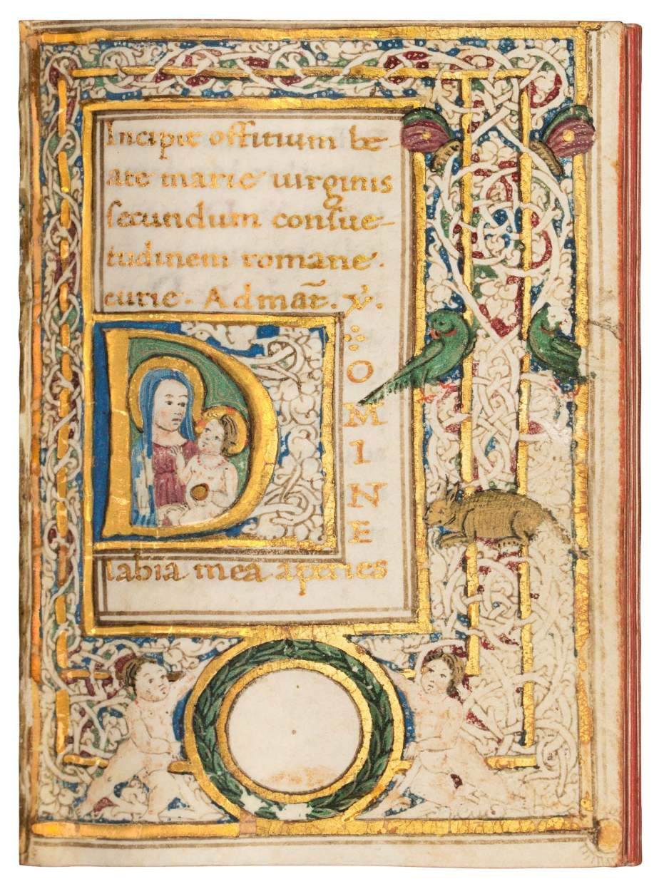 A Charming Discovery: Florentine Book of Hours