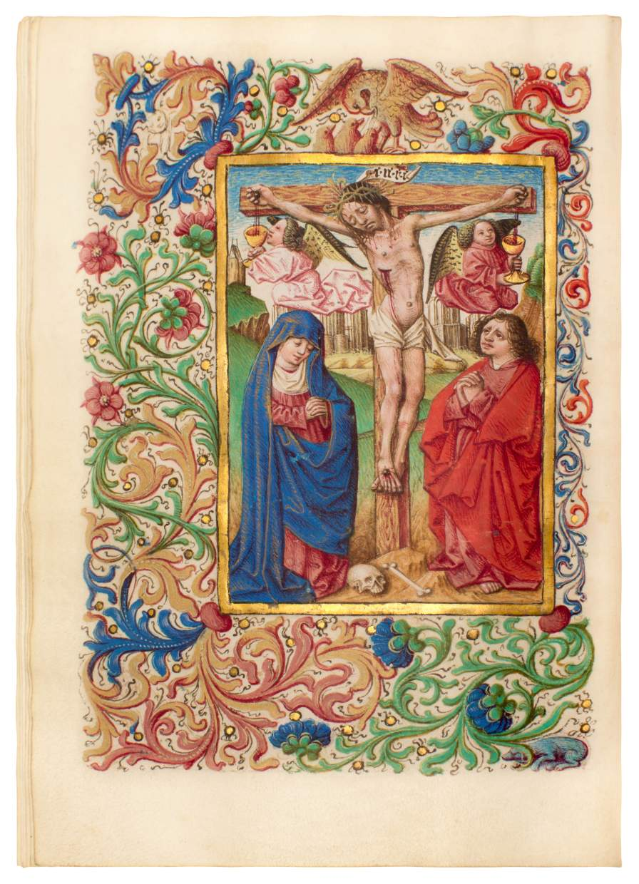 Book of Hours by the Master of the London Jason