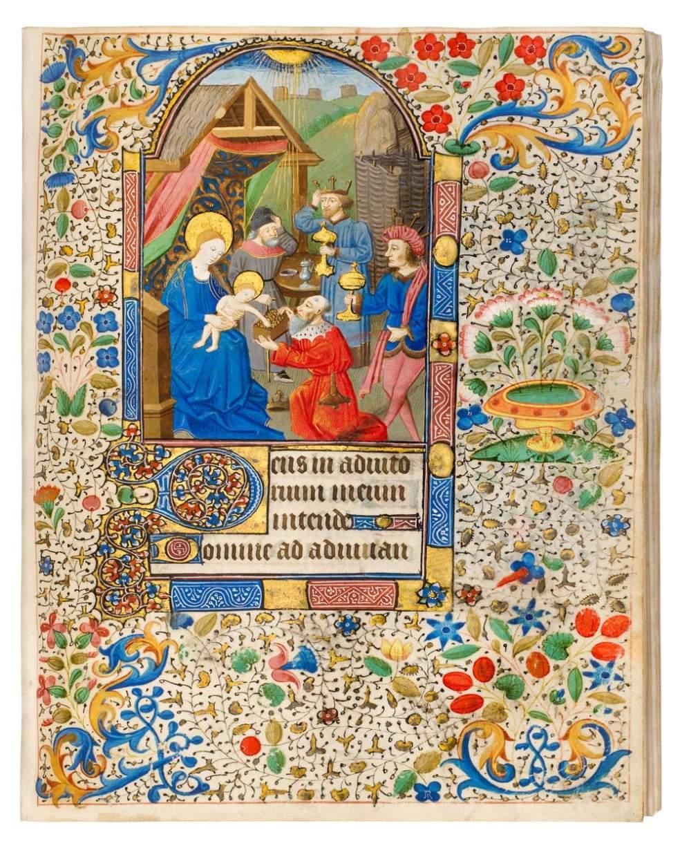 Marguerite de Breda's Beautiful Book of Hours
