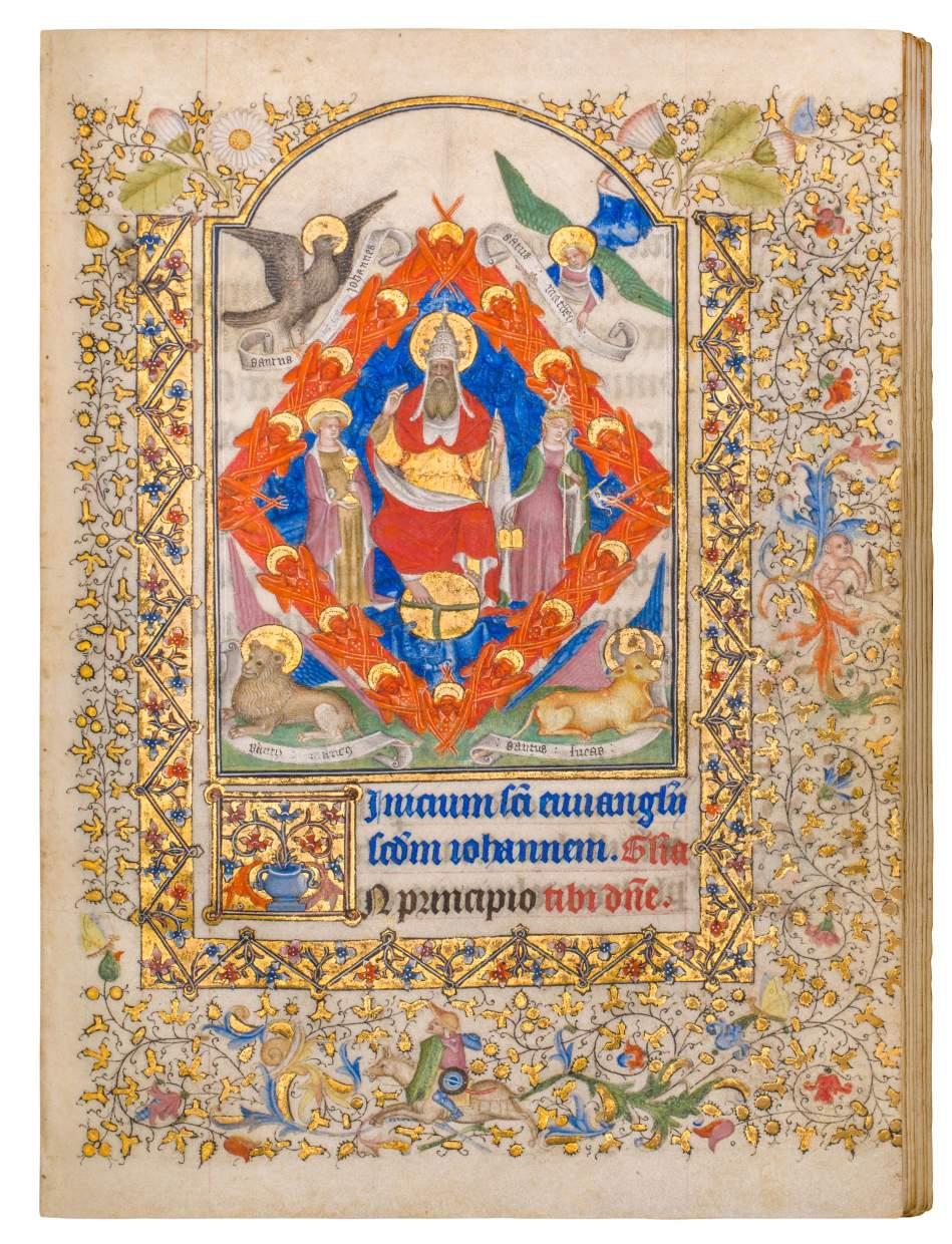 An Exquisite Collaboration – the Fauquier Hours