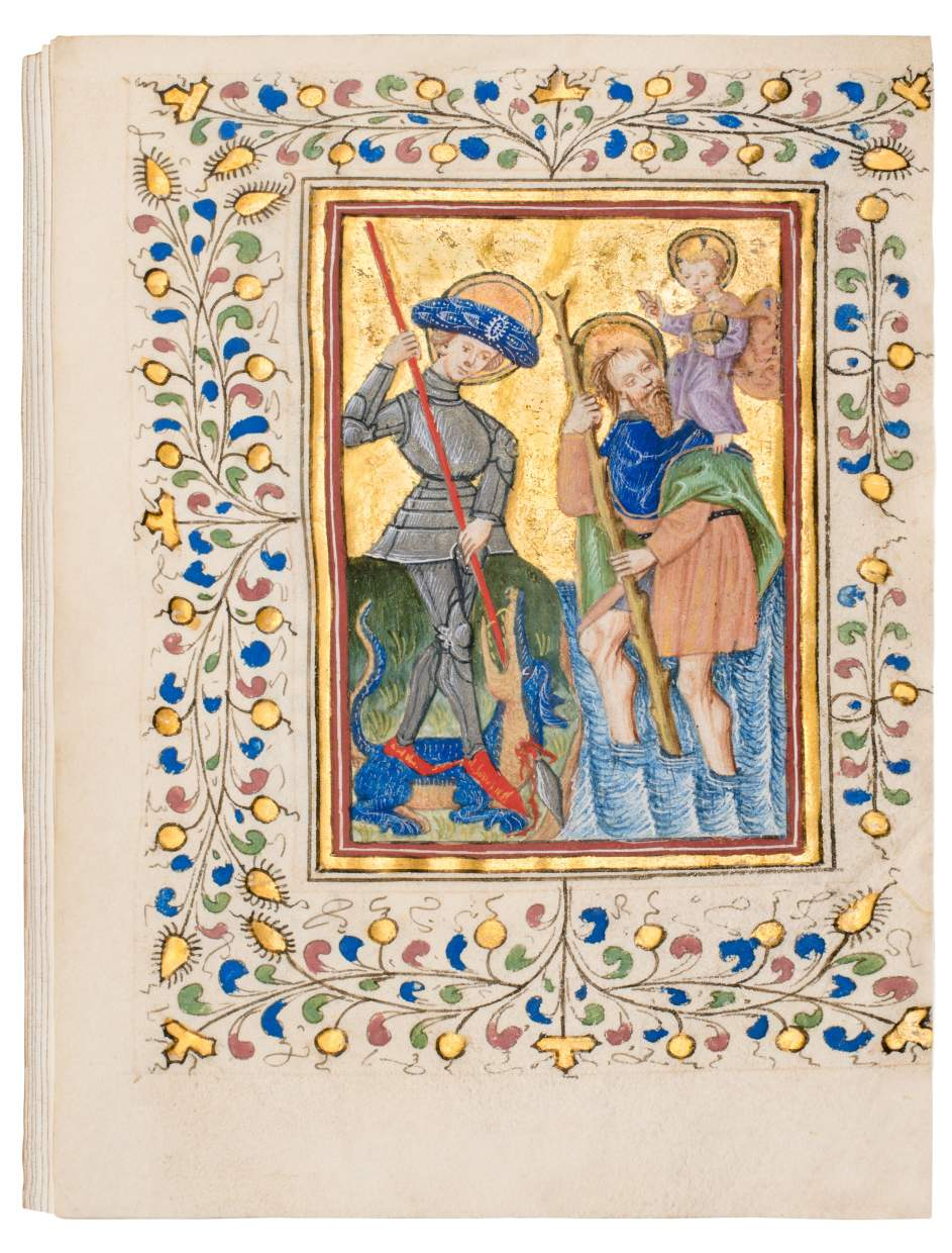 Duyst van Voorhout Book of Hours, use of Utrecht