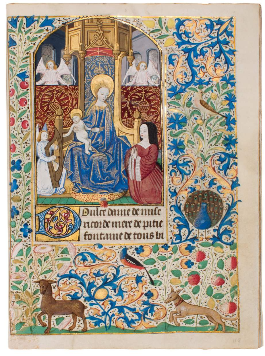 Dupont Book of Hours